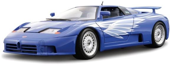 Bburago mudelauto KIT Bugatti EB 110