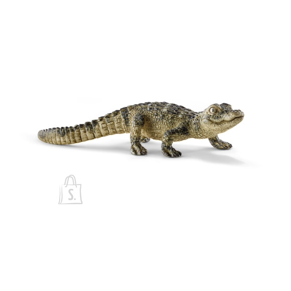 Schleich mängukuju Alligaatoripoeg