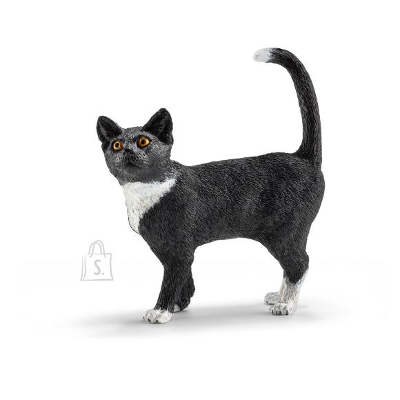 Schleich mängukuju seisev Kass