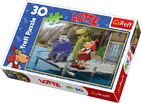 Trefl pusle Lotte 2 30 tk