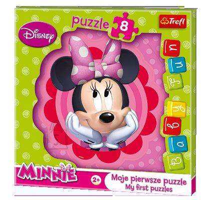 Trefl pusle Minnie 8 tk