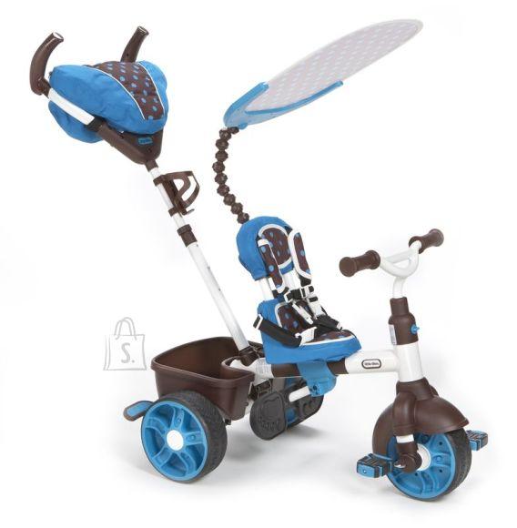Little Tikes 4 ühes sportlik 3-rattaliine jalgratas