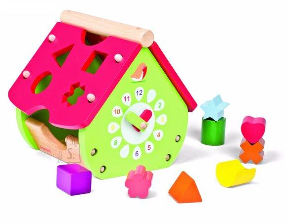 Janod arendav mänguasi Maja