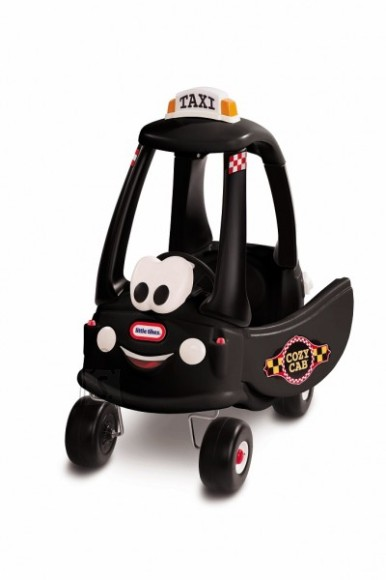 Little Tikes must tõukeauto