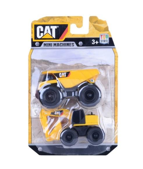 Toy State mini mängusõiduk Cat 2tk