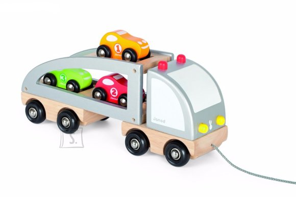 Janod puidust autotreiler