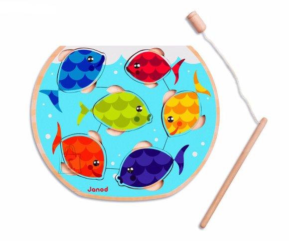 Janod arendav lauamäng kalapüük
