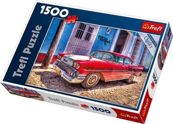 Trefl pusle Chevrlolet Kuuba 1500tk