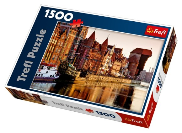 Trefl pusle Gdansk Poola 1500tk