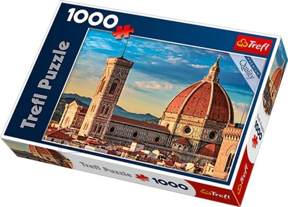 Trefl pusle Florencia 1000tk