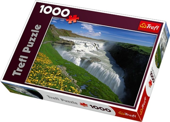 Trefl pusle Island 1000tk