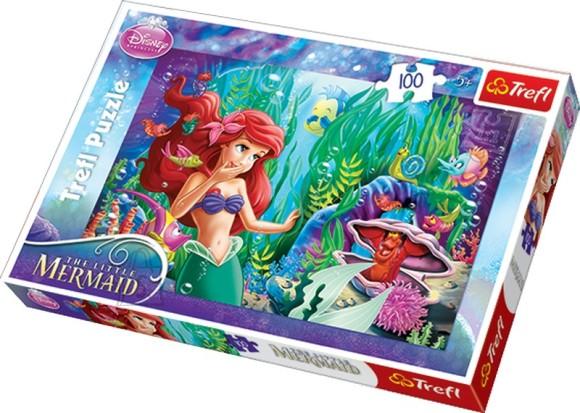 Trefl pusle Ariel 100tk