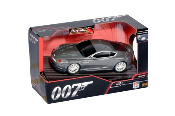 Toy State motoriseeritud James Bondi auto