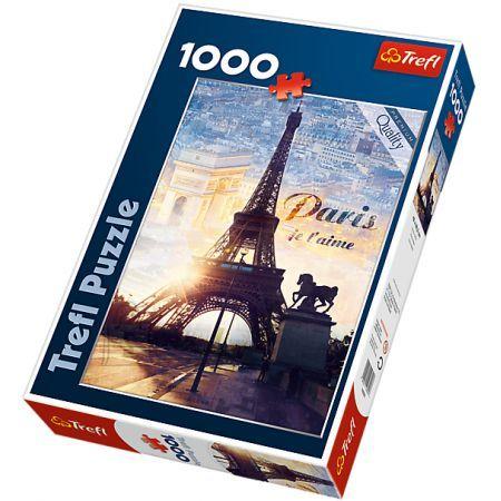 Trefl pusle Pariis 1000 tk