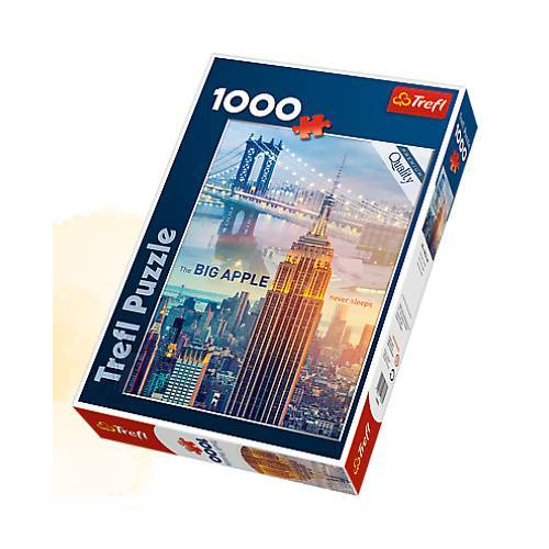 Trefl pusle New York 1000 tk
