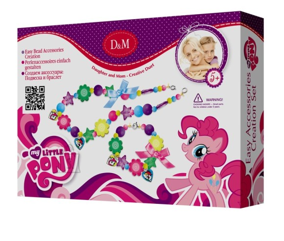 My Little Pony kaunistuste valmistamise komplekt My Little Pony