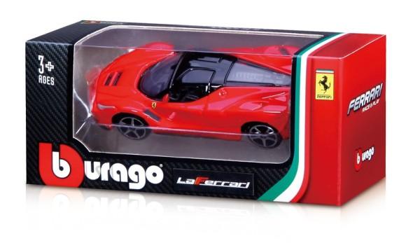 Bburago mudelauto Ferrari Race&Play 1:64