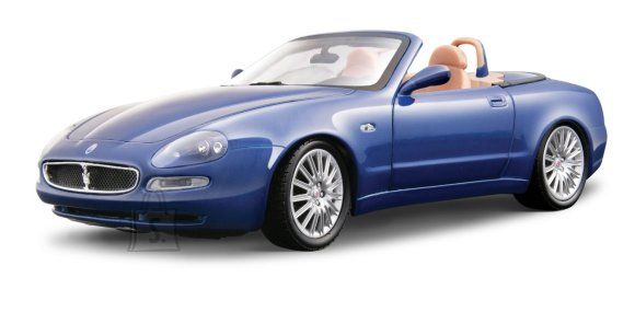 Bburago mudelauto Maserati GT Spyder 1:18