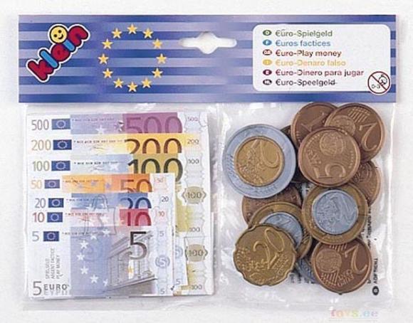 Klein mänguraha Eurod