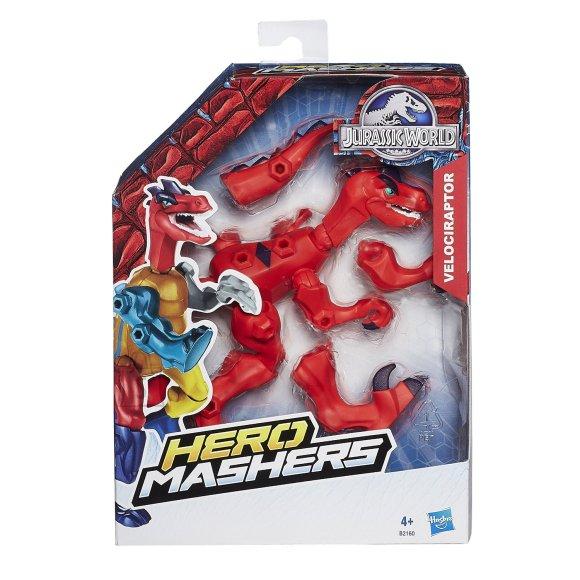 Jurassic World mängukuju Hero Mashers Dinod
