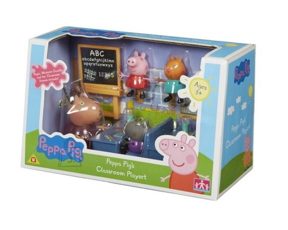 Peppa Pig klassiruum
