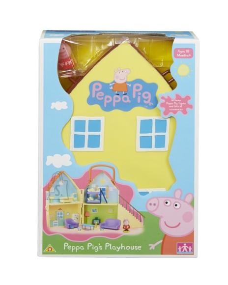 Peppa Pig mängukomplekt mängumaja