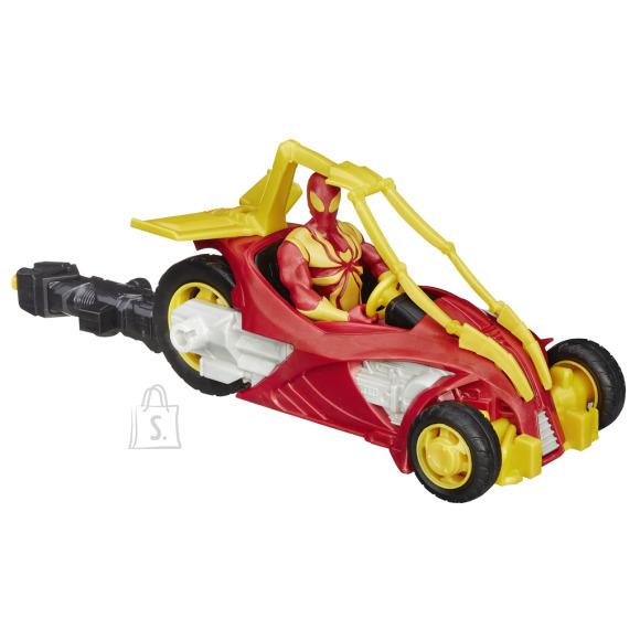 Spiderman sõidukid
