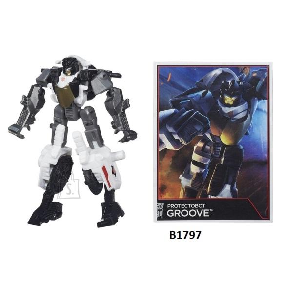 Transformers Generations Legends mängufiguurid