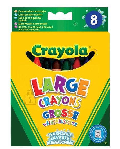 Crayola rasvakriidid Ultra 8 tk