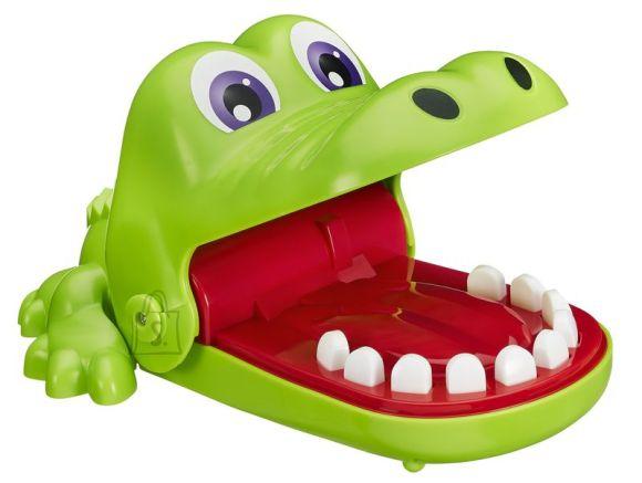 Hasbro lauamäng Krokodilli hambaravi