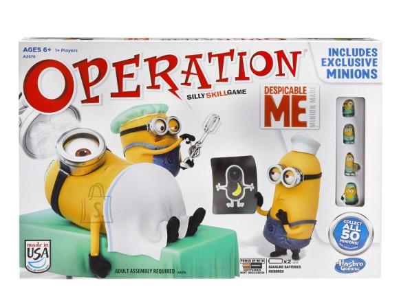 Minions lauamäng Operatsioon