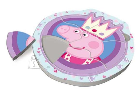 Trefl pusle Baby Fun Peppa Pig 6 tk