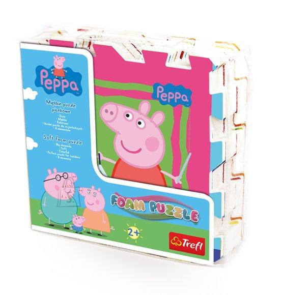 Trefl vahupusle Peppa Pig 8tk