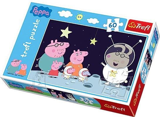 Trefl pusle Peppa Pig 60 tk