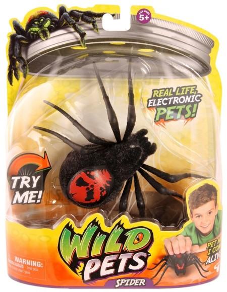 Wild Pets interaktiivne ämblik