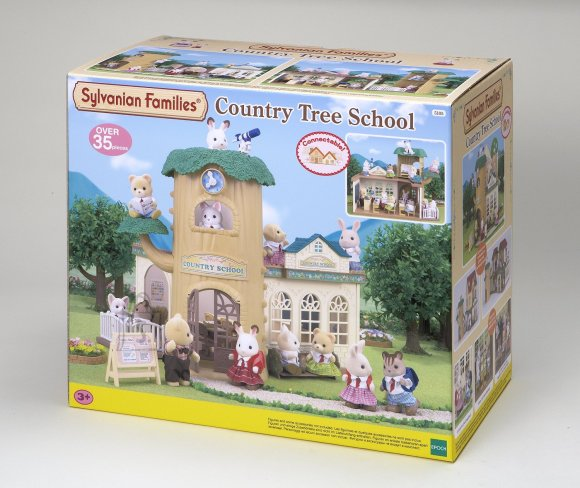 Sylvanian Families koolimaja komplekt