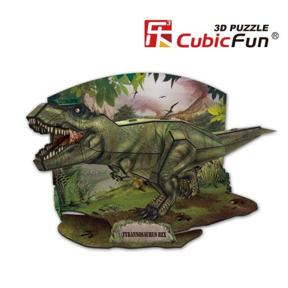 CubicFun 3D pusle Tyrannosaurus Rex