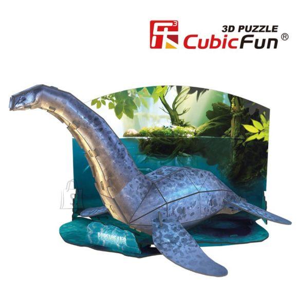 CubicFun 3D pusle Plesiosaurus