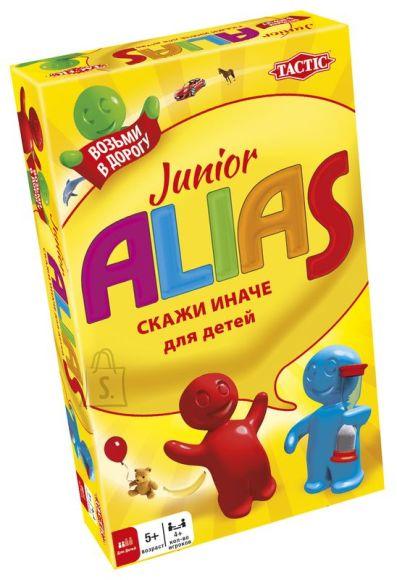 Tactic lauamäng Alias Junior Travel (venekeelne)