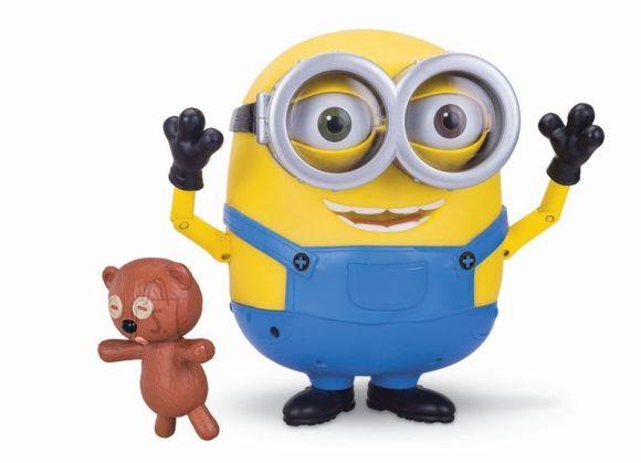 Minions interaktiivne rääkiv Bob kaisukaruga