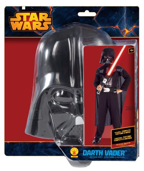 Star Wars Darth Vader kostüüm 127-137cm