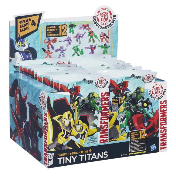 Hasbro Transformers Micro Titan mängukujud pimepakis