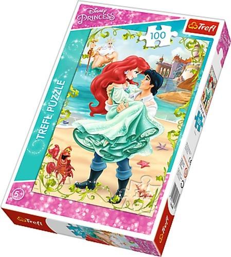 Trefl pusle Ariel 100 tk