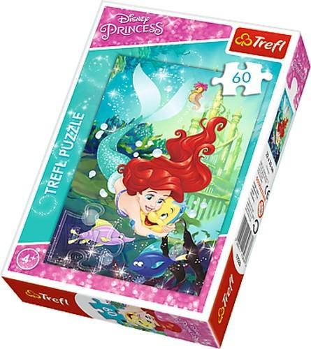 Trefl pusle Ariel 60 tk