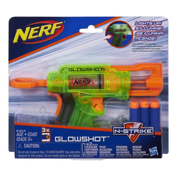 Nerf mängupüstol N-Strikw Glowshot