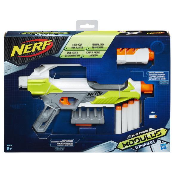 Nerf Modulus Ionfire kokkupandav relv