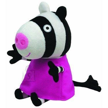 Peppa Pig mänguloom kleidiga sebra Zoe 20 cm