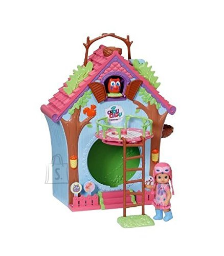 Zapf Creation mini Chou Chou Cuckoo kellamaja