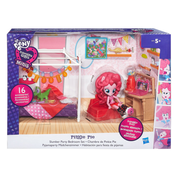 My Little Pony mängukomplekt Mini ponitüdruku