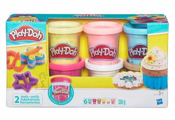 Play Doh topsid maiustuste valmistamiseks